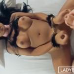 LadyboyVice.com Ladyboy Nana Used For A Sperm Target