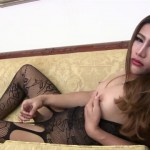 Shemale – Ladyboy-ladyboy – Sexy Emmy Cums! – 26.08.2016 (MP4, HD, 1280×720)