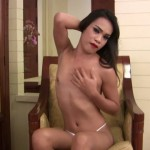 Shemale – Ladyboy-ladyboy – Sexy Slim Poen Jacks Her Hard Cock! – 24.08.2016 (MP4, HD, 1280×720)