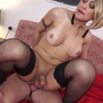 Shemale – Porndoepremium – TransBella presents Leticia Castro Manuel Fantoni in Blonde shemale Latina fucks with fiery cock in anal splurge for her boy toy – 12.10.2016 (MP4, SD, 854×480)