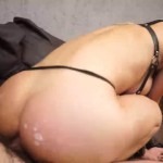 Shemale – TSraw presents Jackeline Dark in Candle Wax Domination Creampie – 13.10.2016 (MP4, HD, 1280×720)