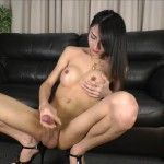 Shemale – Ladyboy.xxx presents Enjoys Creamy Climax – 03.11.2016 (MP4, HD, 1280×720)